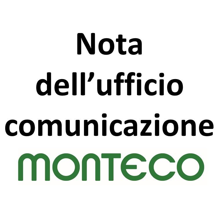 NOTA DI MONTECO IN MERITO ALL'AVVIO DEL NUOVO CALENDARIO DI RACCOLTA NEL CENTRO URBANO DI MARTINA FRANCA
