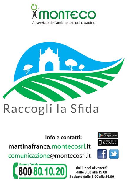 Rifiuti, dal 12 marzo rimossi i cassonetti nell'agro